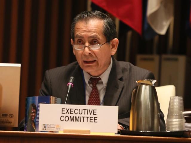 Adoption of the Agenda Executive Comiittee Rep 5