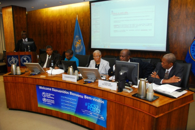 CARICOM Meeting - Septemebr 27 2013