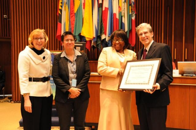 PAHO PAHEF Awards Ceremony  Julio Frenk (17)