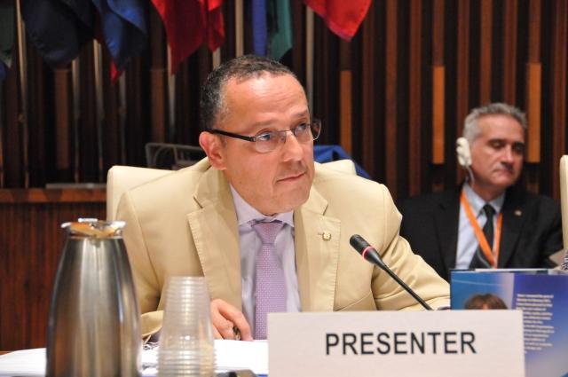 Marcos Espinal. PAHO