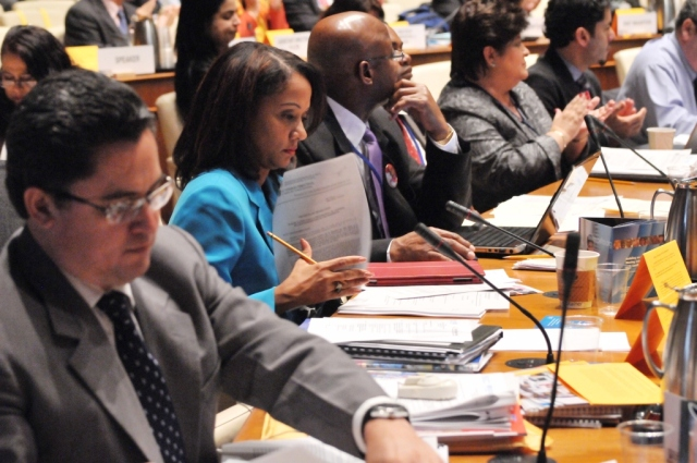 Resolutions and Actions of Interg Organiz of interest  to PAHO (46)