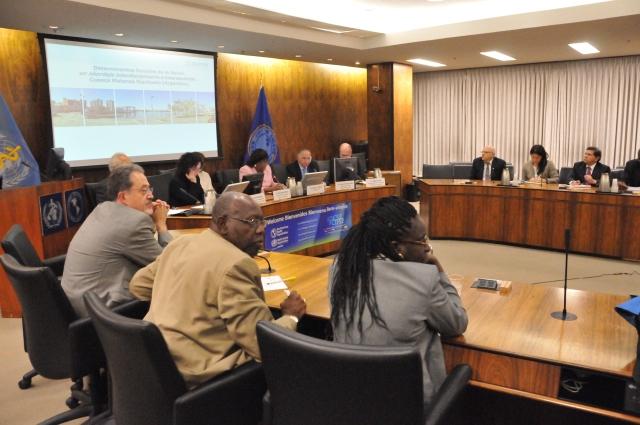 Meeting on Social Determinants of Health