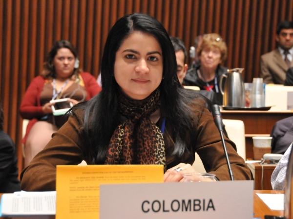 WHO 20th General Program of Work 2014 2019 (15) COLOMBIA